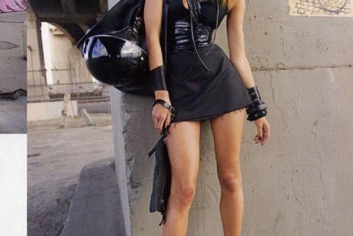 Alessandra Ambrosio Brazilian model legs Best legs net photo gallery