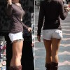 Cheryl Cole cowgirls legs